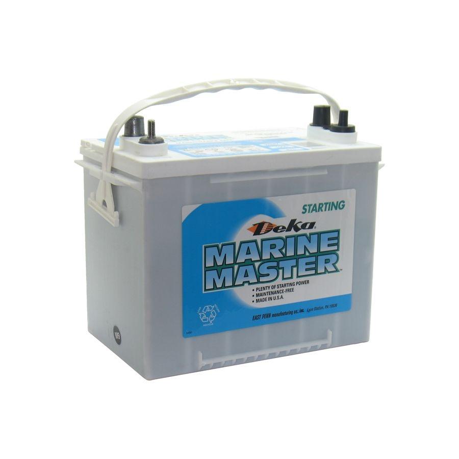Deka marine deep cycle monoblock battery 94ah / c100 and 12v